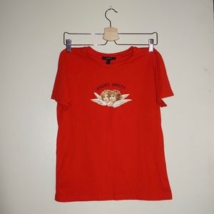 Forever 21 Angel T-Shirt